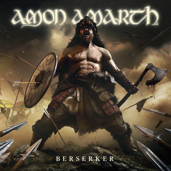 CD Amon Amarth - berserker 2019