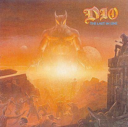 CD Dio - the Last Line