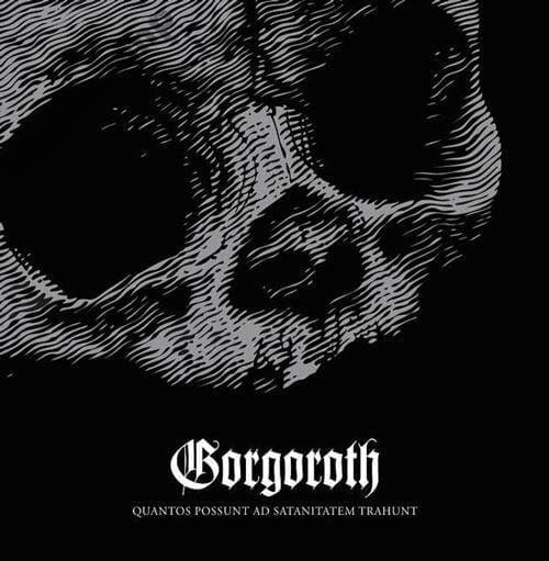 CD Gorgoroth - possound Ad Satanitatem Trahunt Reedycja
