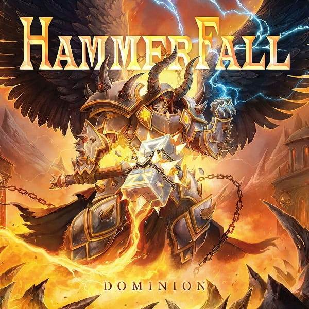 CD Hammerfall