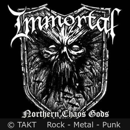 CD Immortal - northern Chaos Gods - 2018