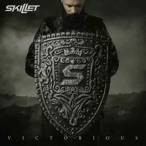 CD Skillet - victorious 2019
