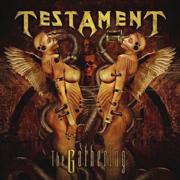 CD Testament - the Gathering Digipack - 2018