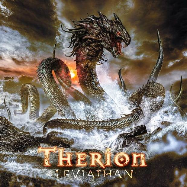 CD Therion - Leviathan 2021