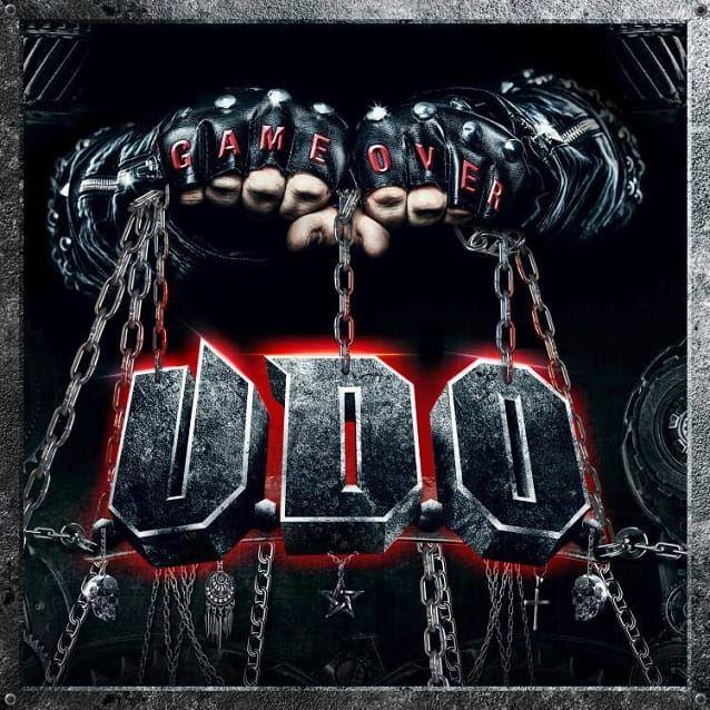 CD U. D. O.  - Game Over 2021