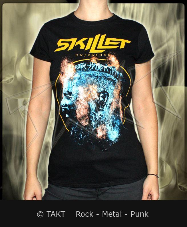 Dámské tričko Skillet - unleashed Imp.