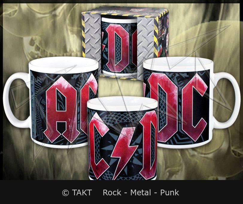 Hrnek Ac/ dc - black Ice 03