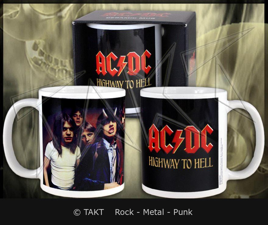 Hrnek AC/ DC - highway To Hell 02