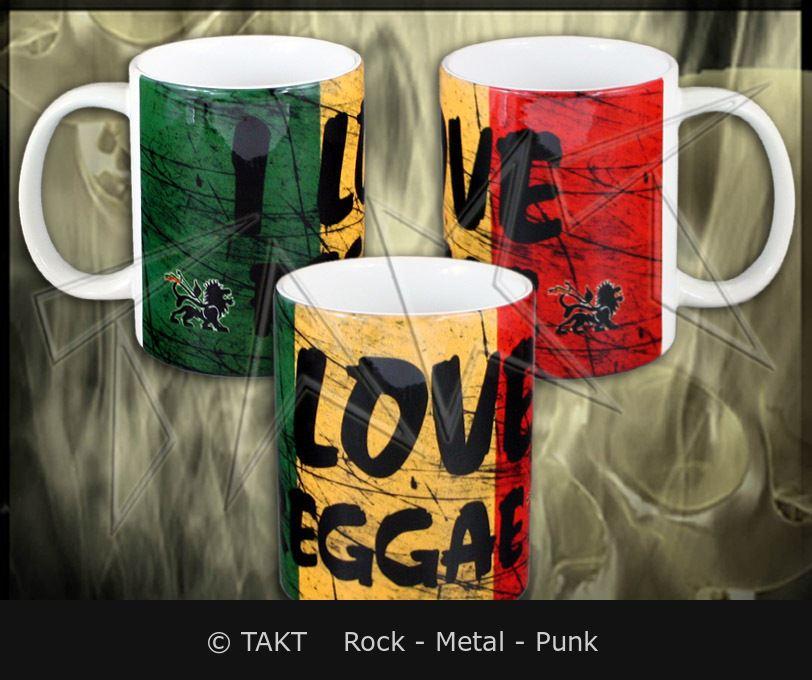 Hrnek I Love Reggae 2