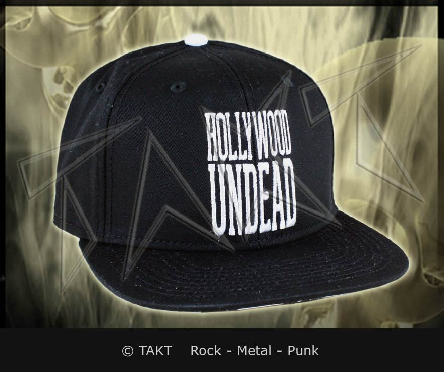 Kšiltovka Hollywood Undead - logo Imp.