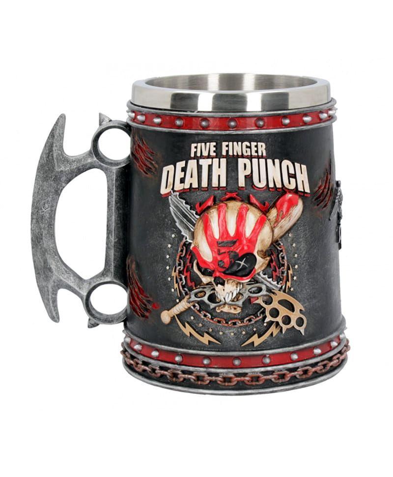 Krygl Five Finger Death Punch - skull
