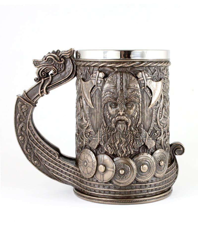 Krygl Viking Drakkar