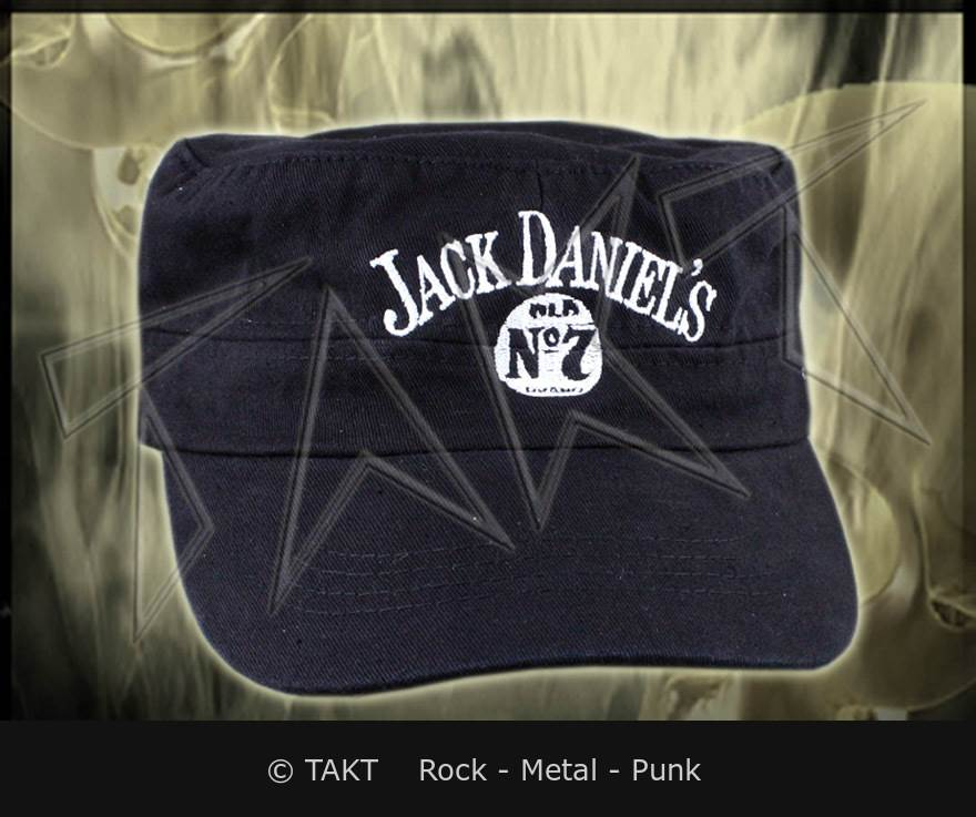 Kšiltovka patrol Jack Daniels - logo