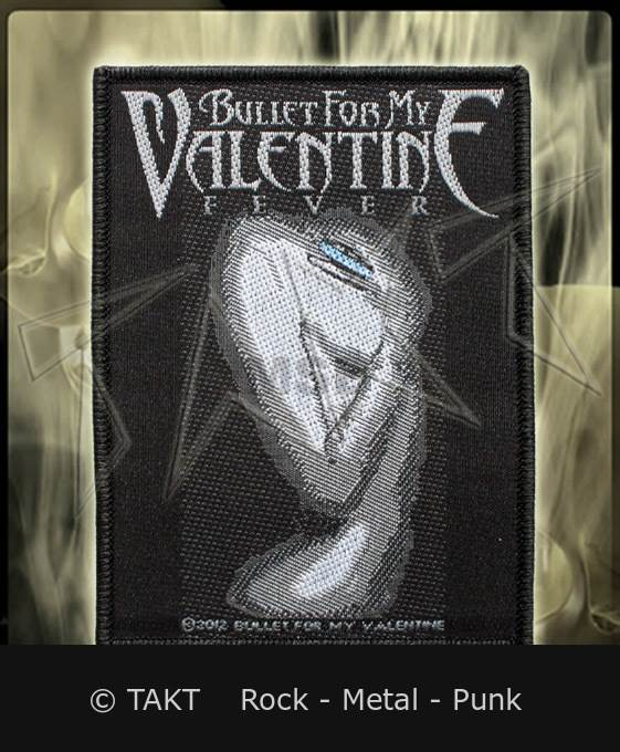 Nášivka Bullet For My Valentine - fever