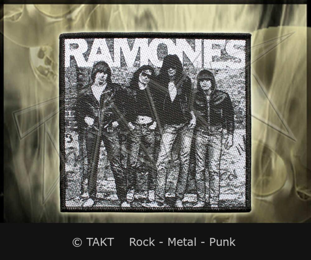 Nášivka Ramones - ramones 76