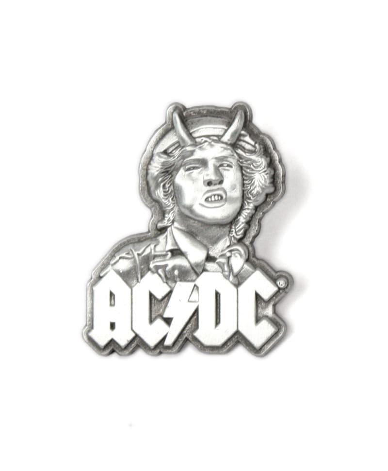 Odznak Ac/ dc - angus
