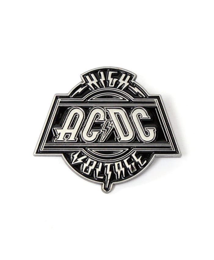 Odznak Ac/ dc - high Voltage