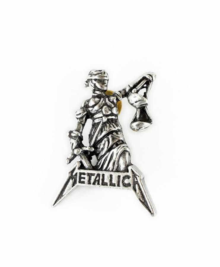 Odznak Metallica - And Justice For All