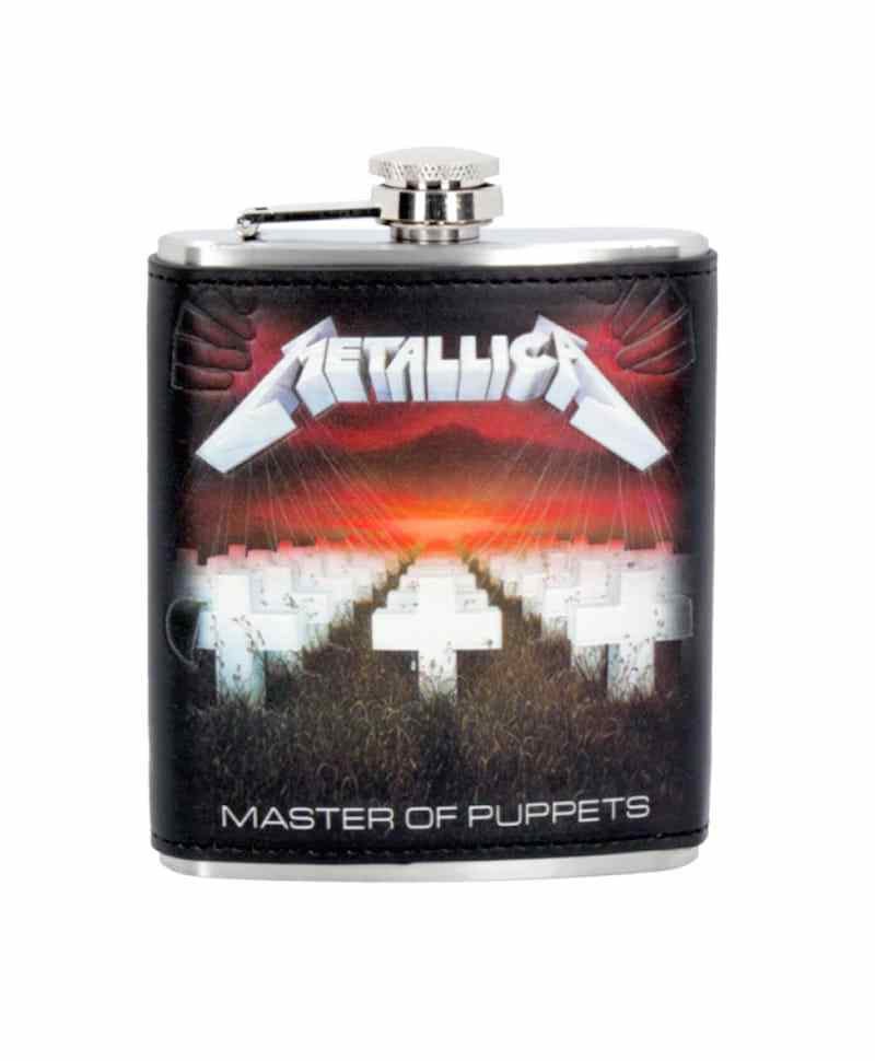 Placatka Metallica - master Of Puppets