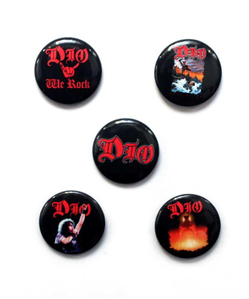 Placka Dio - We Rock - 5Ks