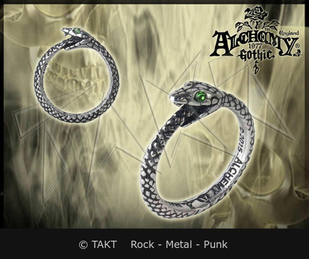 Prsten Alchemy Sophia Serpent
