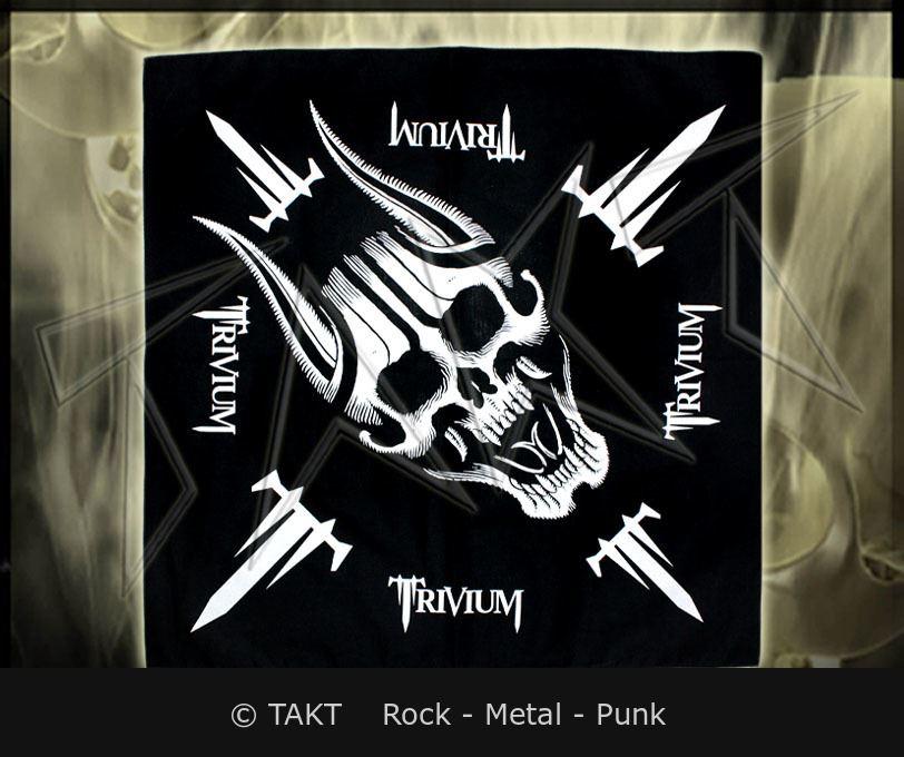 Šátek Trivium - screaming Skull