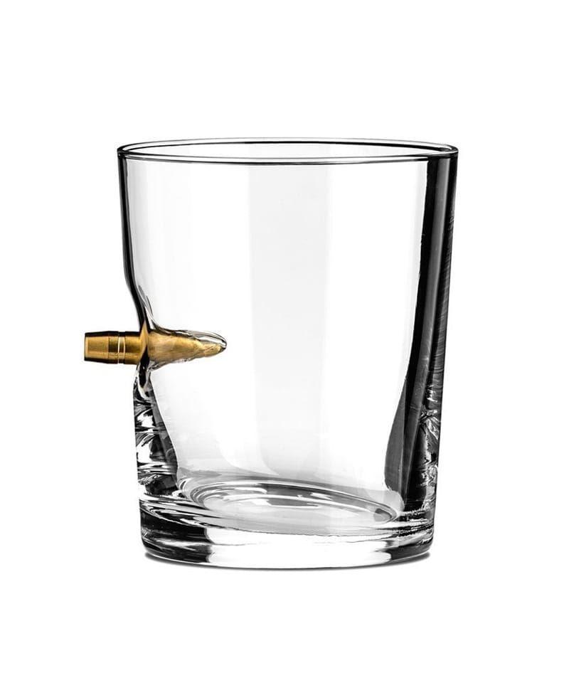 Sklenice Bulletproof Whisky