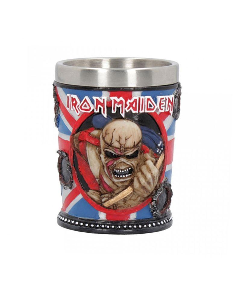 Sklenice Iron Maiden - eddie Jumbo