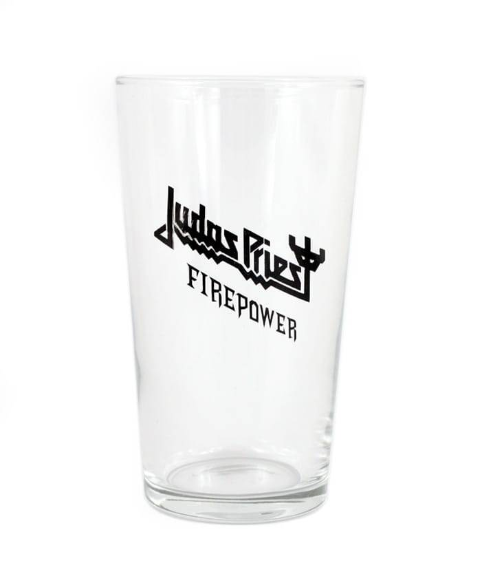 Sklenka na pivo Judas Priest - firepower