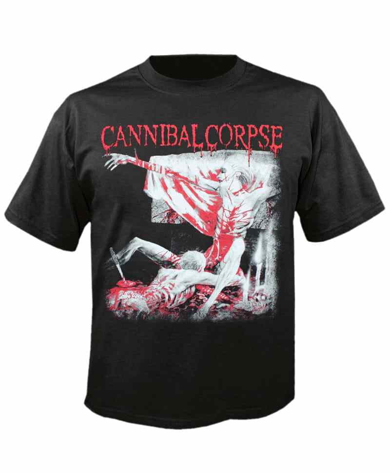 Tričko Cannibal Corpse - tomb Of The Mutilated Imp.