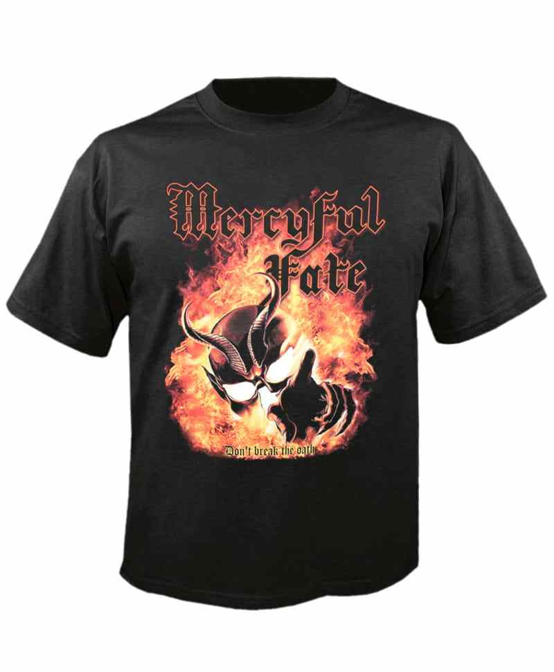 Tričko Mercyful Fate - don t Break The Oath Imp.