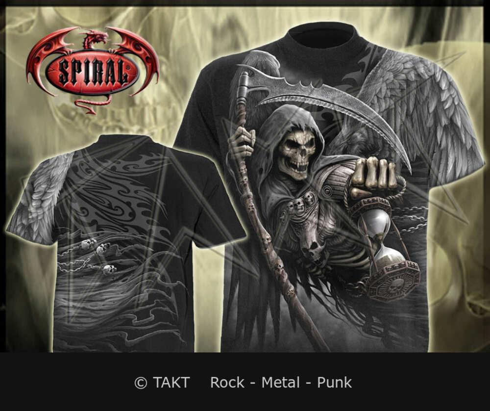 Tričko Death Angel Wrap Imp. All Print