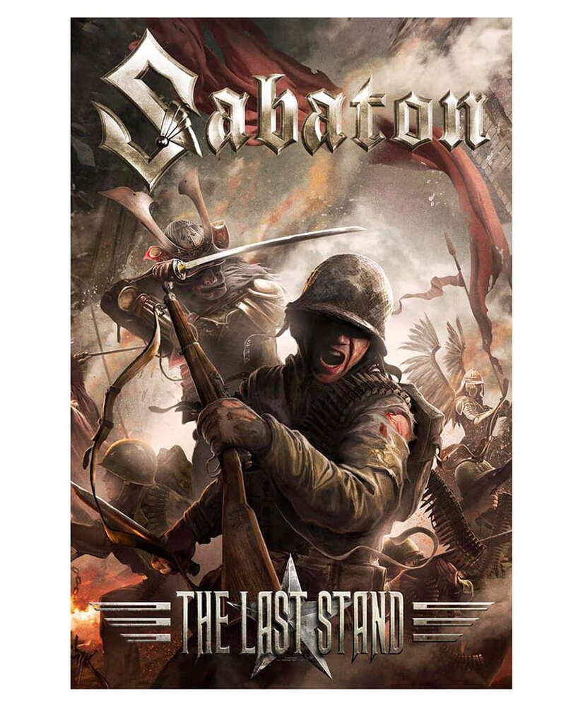 Vlajka Sabaton the Last Stand
