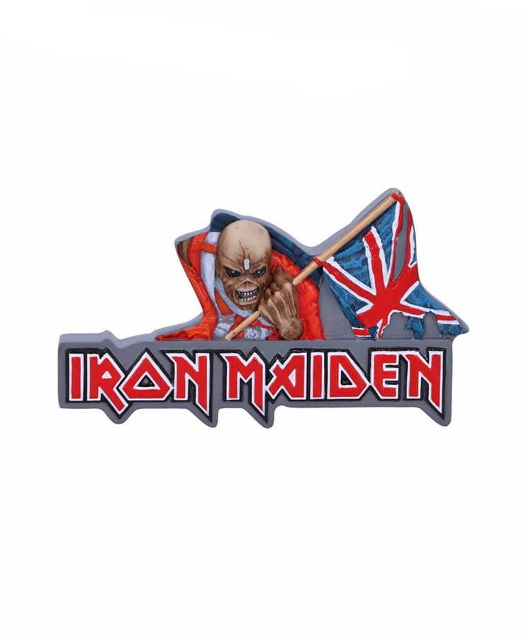 Magnet Iron Maiden - The Trooper