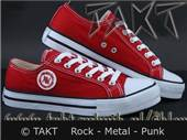 Pl�t�n� boty n�zk� - Red New Age - Vel. 36 - 41