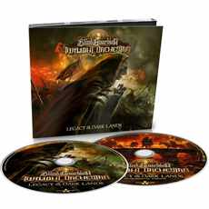 2CD Blind Guardian - legacy Of The Dark Lands Limited 2019