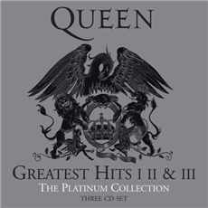 3CD Queen - platinum Collection
