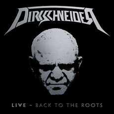 2 CD Dirkschneider - Live - Back To The Roots Digipack - 2016