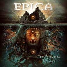 2 CD Epica - The Quantum Enigma Limited Edition.