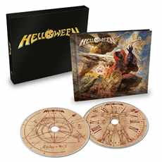 2 CD Helloween - Helloween De Lux Edition 2021