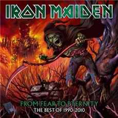 2 CD Iron Maiden - From Fear To Eternity - 2011