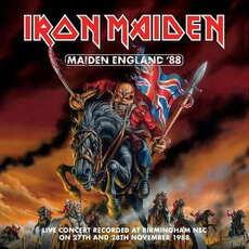 2 CD Iron Maiden - Maiden England 88 - 2013