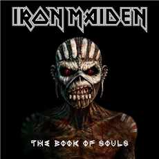 2 CD Iron Maiden - The Book Of Souls - 2015