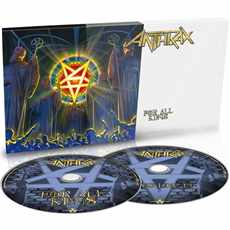 2CD Anthrax - for All Kings Limited Digipack - 2016