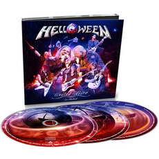 3CD Helloween - united Alive 2019