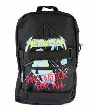 Batoh Metallica - and Justice For All All Print Skate Bag