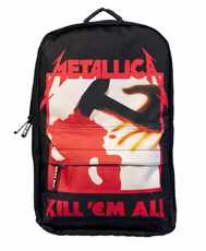 Batoh Metallica - kill em All All Print