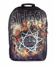Batoh Slipknot - pentagram All Print
