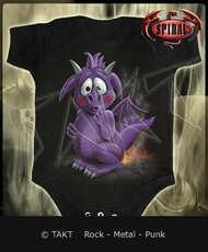 Body dětské Dragon Relief - Imp.  Spiral Direct