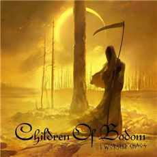 CD+ DVD Children Of Bodom - i Worship Chaos Digibook - 2015